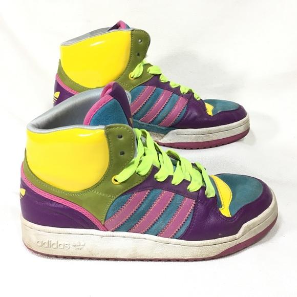 Le 9 Adidas Rare Donne 9 Le Scarpe Arcobaleno Poshmark Metà. b0feb2